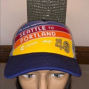Seattle To Portland Bicycle 2019 SnapBack Hat